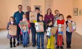 12 квітня 2014 року відбулась друга зустріч мистецького дитячо-молодіжного Проекту «ART-WEEKEND»