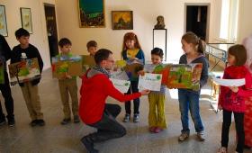 10 травня 2014 року відбулась чергова зустріч мистецького дитячо-молодіжного Проекту «ART-WEEKEND» на тему: Пейзаж