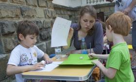 07 червня 2014 року відбулась чергова зустріч мистецького дитячо-молодіжного Проекту «ART-WEEKEND» на тему: Міфологія