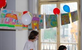 З нагоди Міжнародного дня дитини ЦКМІ провів майстер-клас «Дім мрії: дім, місто, країна»