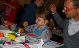 Всеукраїнський проект «Конкурс образотворчого та декоративного мистецтва «ПРОСТО НЕБИЛИЦІ» відвідав дитячий будинок «Вишенька»
