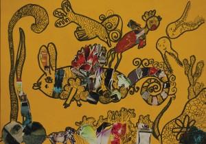 Дарина Столяр Морські небувайки Одеса Особлива відзнака за креативність ідеї та виконання