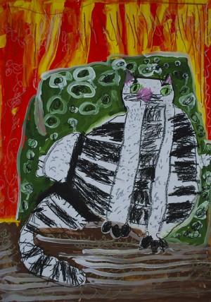 Роман Разон Кіт Балон Ніжин Лауреат І ступеня у віковій категорії 5-7 років