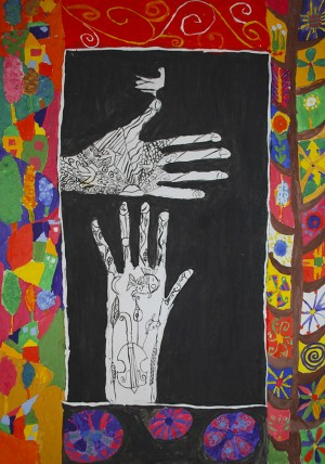 Анна Цьолко Творіння світу Львів Лауреат ІІІ ступеня у віковій категорії 13-16 років