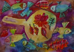 Вероніка Бондаренко Придивись до кольорів осені Чернігів Особлива відзнака за креативність ідеї