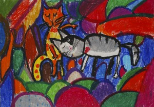 Мілана Аплєва Мій рідненький Полтава Лауреат І ступеня у віковій категорії 5-7 років