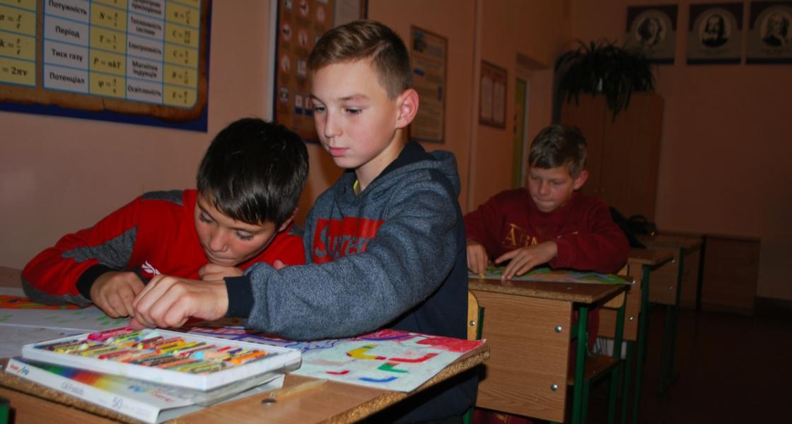 Проект «ПРОСТО НЕБИЛИЦІ» 2018 до свого благодійного грона залучив дітей з Підгорецької школи-інтернату