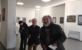 Просто небилиці у Муніципальній галереї мистецтв імені П. А. Загребельного