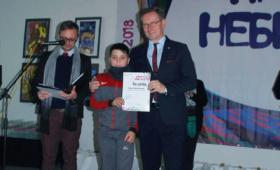 Вітаємо переможців восьмої едиції Всеукраїнського проекту для молодих митців «ПРОСТО НЕБИЛИЦІ»